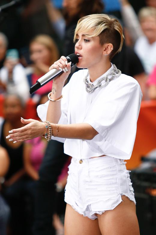 Майли Сайрус (Miley Cyrus) / © Debby Wong / Shutterstock.com