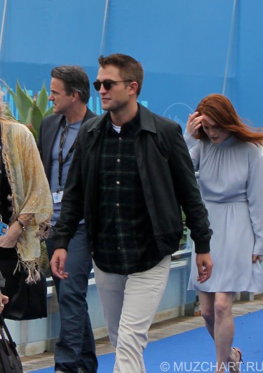 Роберт Паттинсон (Robert Pattinson) / © Muzchart.ru