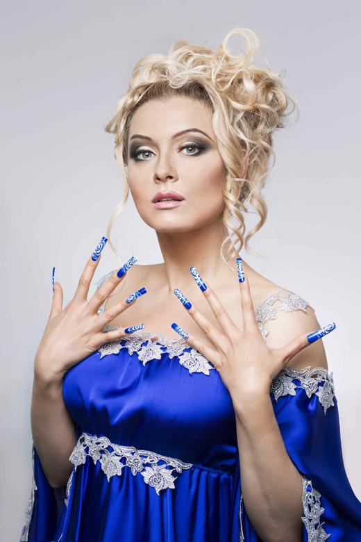 Елена Ленина / © Пресс-служба артиста