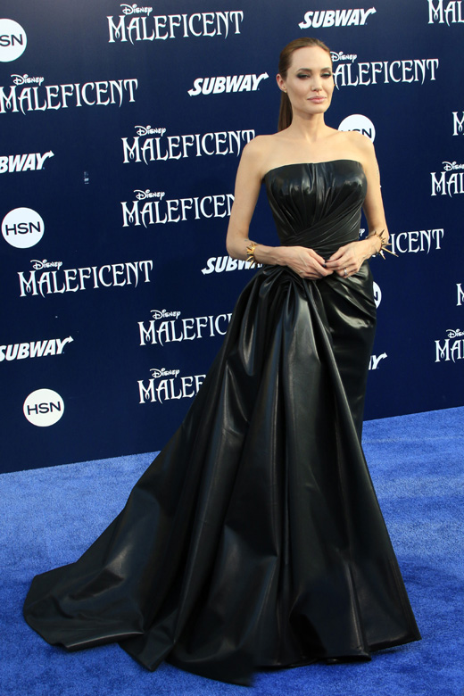 Анджелина Джоли (Angelina Jolie) / © Depositphotos.com / s_bukley