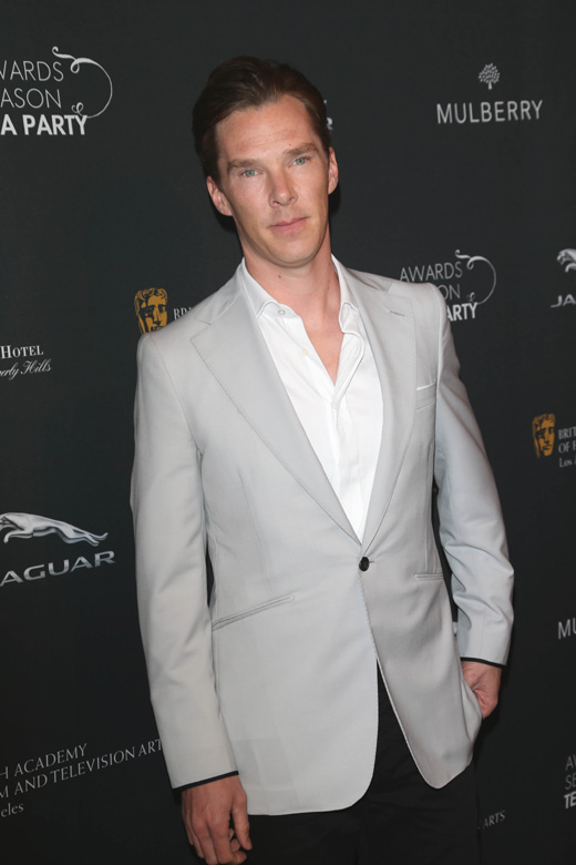 Бенедикт Камбербэтч (Benedict Cumberbatch) / © Depositphotos.com / s_bukley