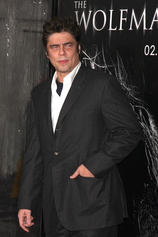Бенисио Дель Торо (Benicio Del Toro) / © Depositphotos.com / Jean_Nelson