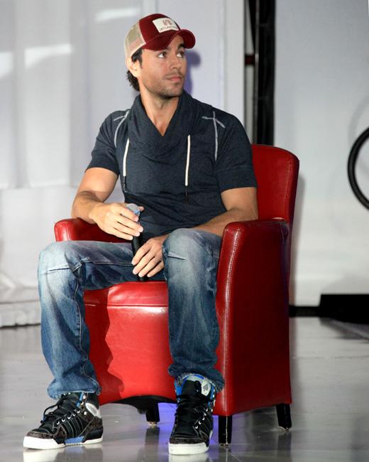 Энрике Иглесиас (Enrique Iglesias) / © Depositphotos.com / Jean_Nelson
