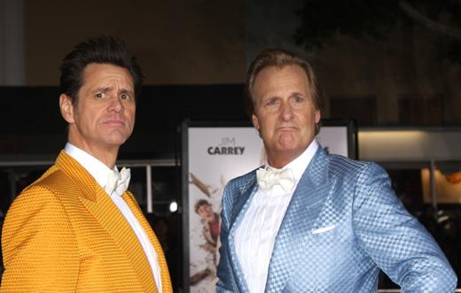 Джим Керри (Jim Carrey) и Джефф Дэниелс (Jeff Daniels) / © Depositphotos.com / Jean_Nelson