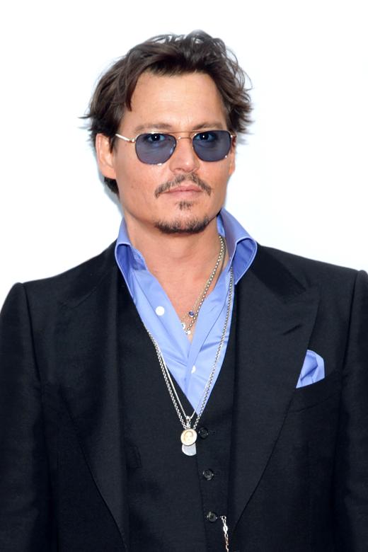 Джонни Депп (Johnny Depp) / © Depositphotos.com / ozina
