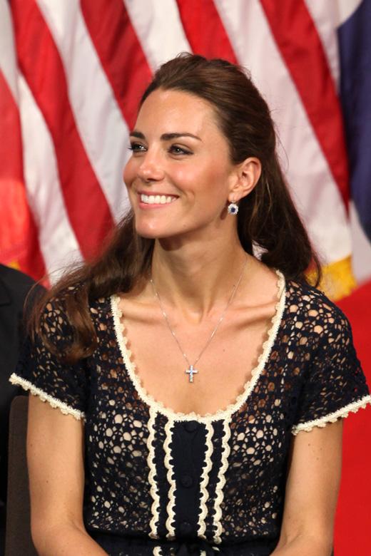 Герцогиня Кембриджская Кэтрин (Duchess Of Cambridge Catherine) / © Depositphotos.com / Jean_Nelson