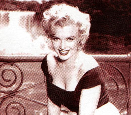 Мэрилин Монро (Marilyn Monroe) / © Depositphotos.com / konstantin32