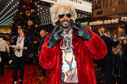 Снуп Догг (Snoop Dogg) / © Depositphotos.com / filatovdenis