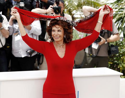 Софи Лорен (Sophia Loren) / © Depositphotos.com / arp