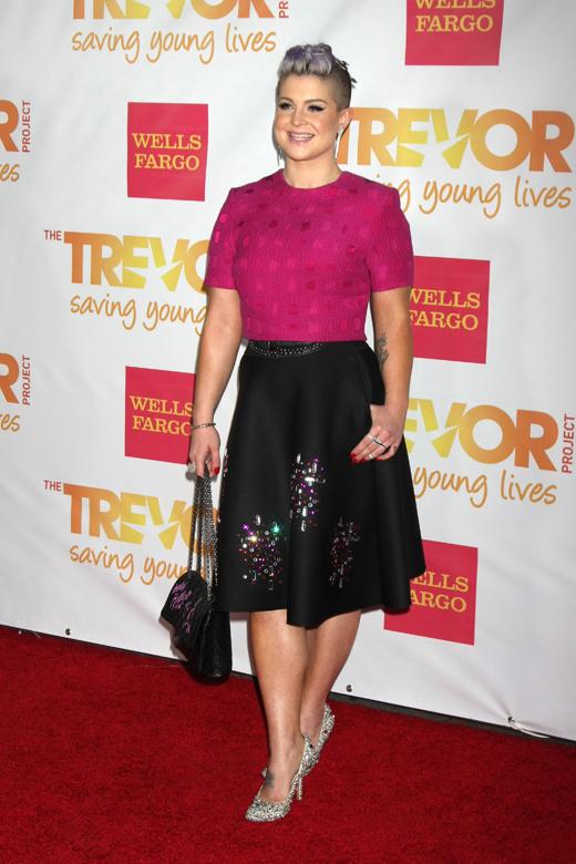 Келли Осборн (Kelly Osbourne) / © Depositphotos.com / s_bukley