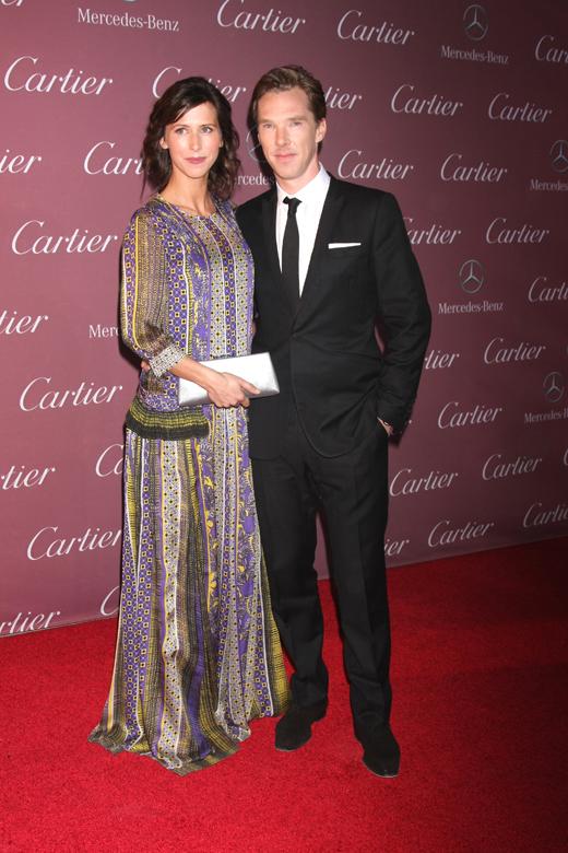 Софи Хантер (Sophie Hunter) и Бенедикт Камбербэтч (Benedict Cumberbatch) / © Depositphotos.com / Jean_Nelson