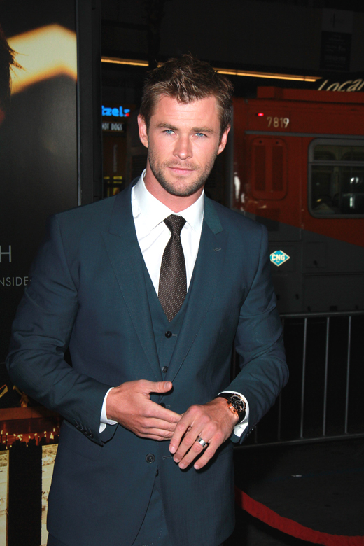Крис Хемсворт (Chris Hemsworth) / © Depositphotos.com / bossmoss