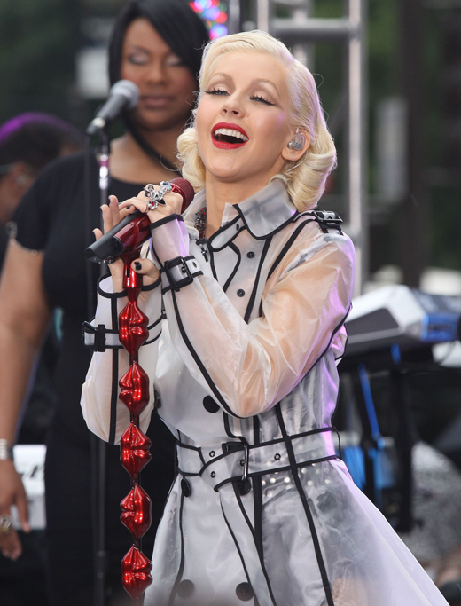 Кристина Агилера (Christina Aguilera) / © Everett Collection / Shutterstock.com