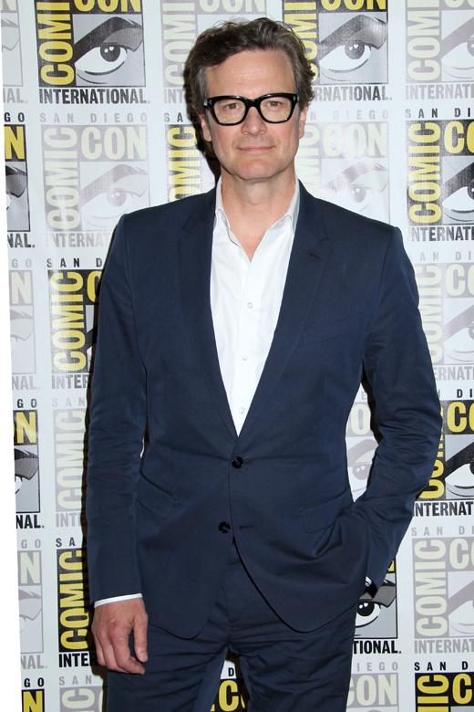 Колин Ферт (Colin Firth) / © Depositphotos.com / Jean_Nelson