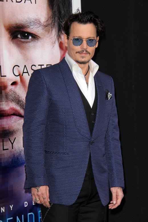 Джонни Депп (Johnny Depp) / © Depositphotos.com / s_bukley