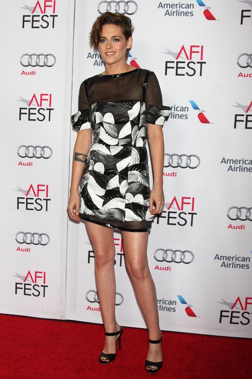 Кристен Стюарт (Kristen Stewart) / © Depositphotos.com / s_bukley