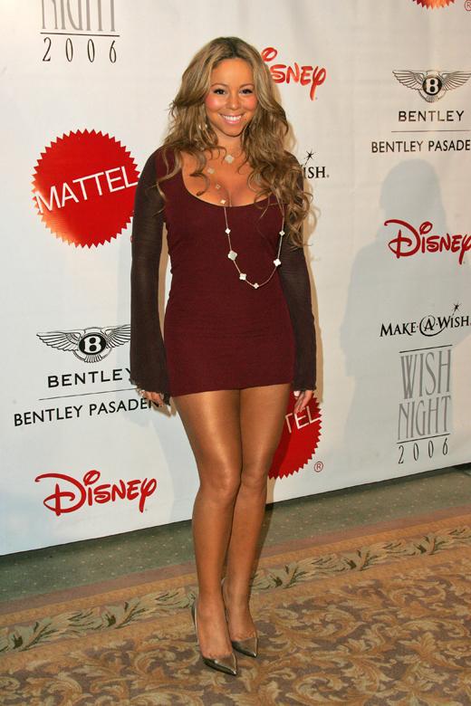 Мэрайя Кэри (Mariah Carey) / © Depositphotos.com / s_bukley