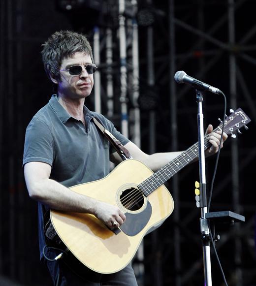 Ноэль Галлахер (Noel Gallagher) / © Depositphotos.com / arp