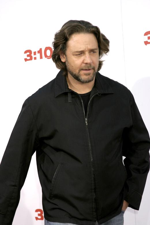 Рассел Кроу (Russell Crowe) / © Depositphotos.com / Jean_Nelson