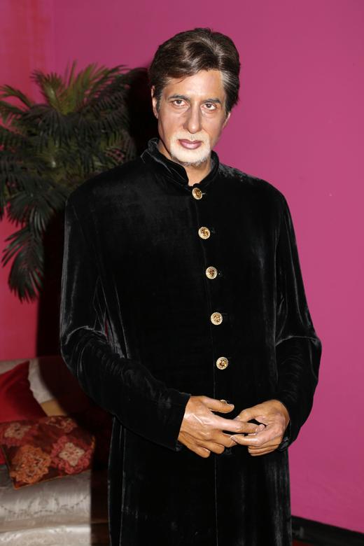 Восковая копия Амитабха Баччана (Amitabh Bachchan) / © JStone / Shutterstock.com