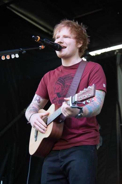 Эд Ширан (Ed Sheeran) / © Randy Miramontez / Shutterstock.com