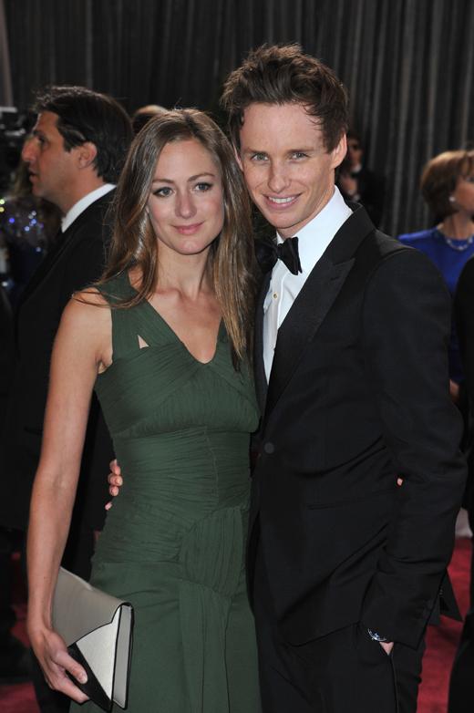 Эдди Редмэйн (Eddie Redmayne) с супругой Ханной Бэгшейв (Hannah Bagshawe) / © Featureflash / Shutterstock.com