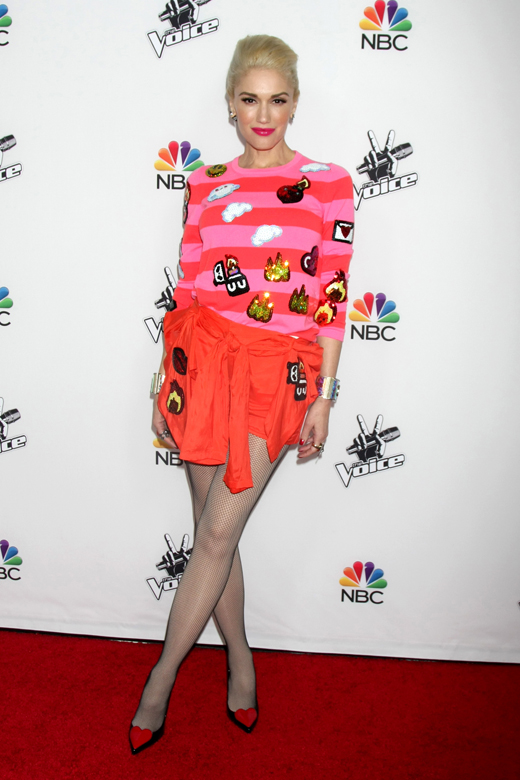 Гвен Стефани (Gwen Stefani) / © Helga Esteb / Shutterstock.com