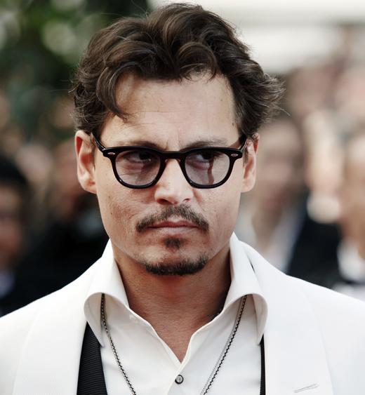 Джонни Депп (Johnny Depp) / © Andrea Raffin / Shutterstock.com