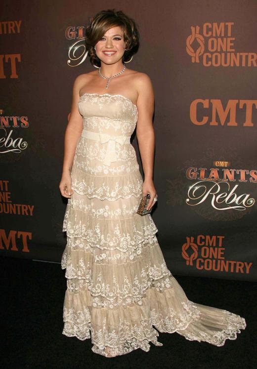 Келли Кларксон (Kelly Clarkson) / © s_bukley / Shutterstock.com