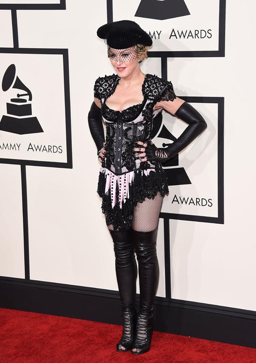 Мадонна (Madonna) / © DFree / Shutterstock.com