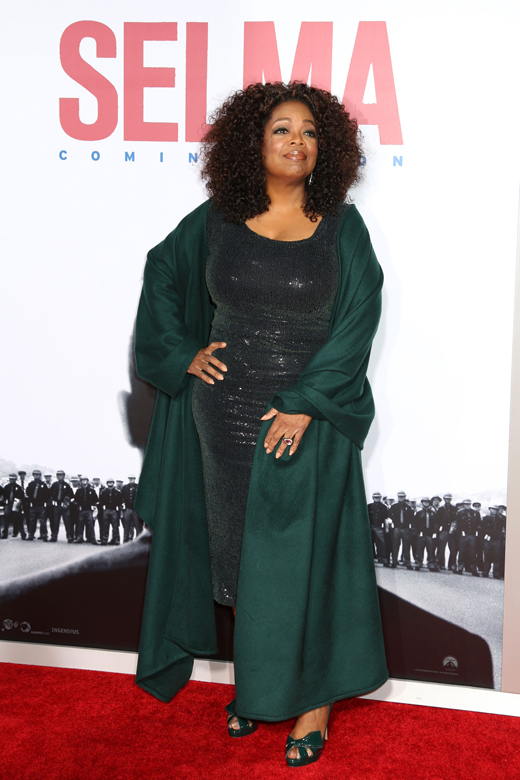 Опра Уинфри (Oprah Winfrey) / © JStone / Shutterstock.com