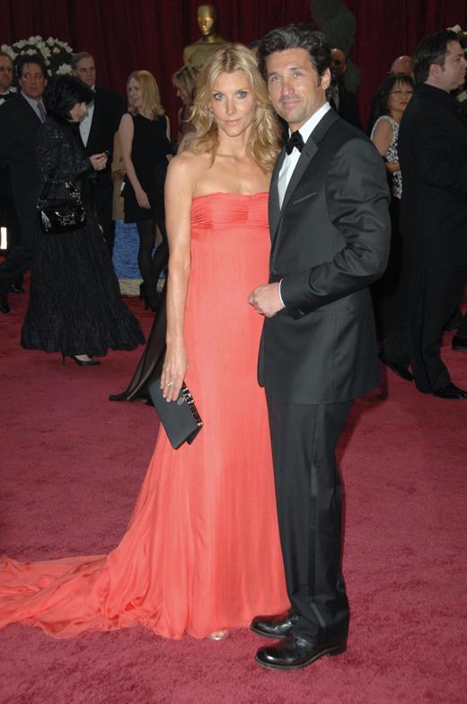 Джиллиан Финк (Jillian Fink) и Патрик Демпси (Patrick Dempsey) / © Everett Collection / Shutterstock.com