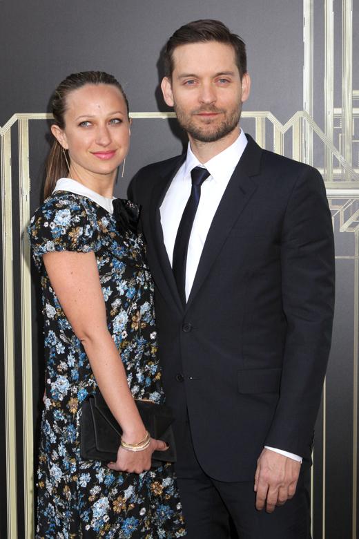 Дженнифер Майер (Jennifer Meyer) и Тоби Магуайр (Tobey Maguire) / © JStone / Shutterstock.com