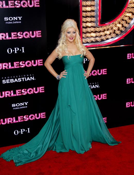 Кристина Агилера (Christina Aguilera) / © Tinseltown / Shutterstock.com