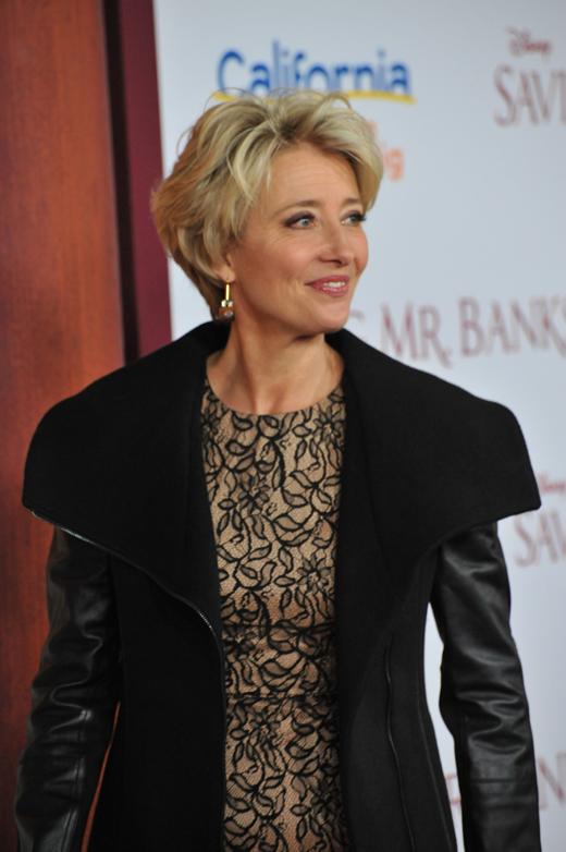 Эмма Томпсон (Emma Thompson) / © Jaguar PS / Shutterstock.com