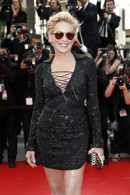 Шэрон Стоун (Sharon Stone) / © Andrea Raffin / Shutterstock.com