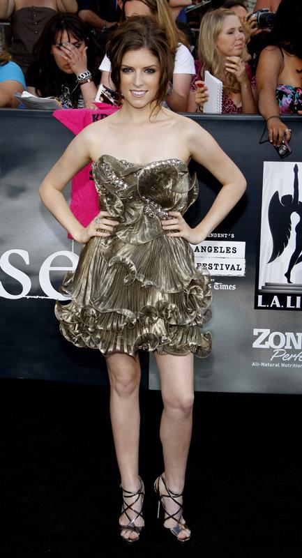 Анна Кендрик (Anna Kendrick) / © Tinseltown / Shutterstock.com
