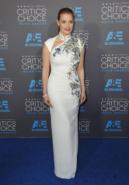 Джессика Честейн (Jessica Chastain) / © Jaguar PS / Shutterstock.com
