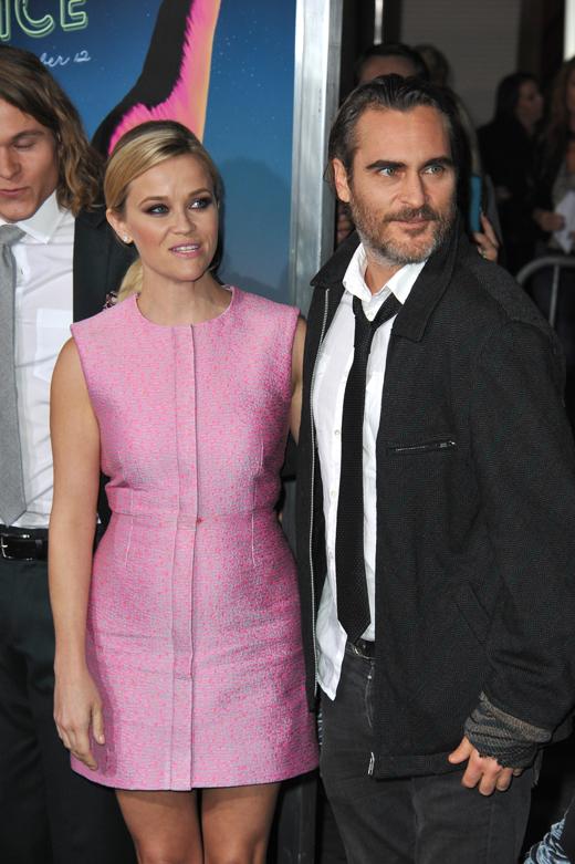 Риз Уизерспун (Reese Witherspoon) и Хоакин Феникс (Joaquin Phoenix) / © Jaguar PS / Shutterstock.com
