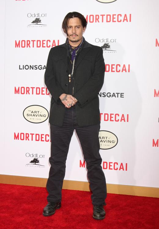 Джонни Депп (Johnny Depp) / © Helga Esteb / Shutterstock.com