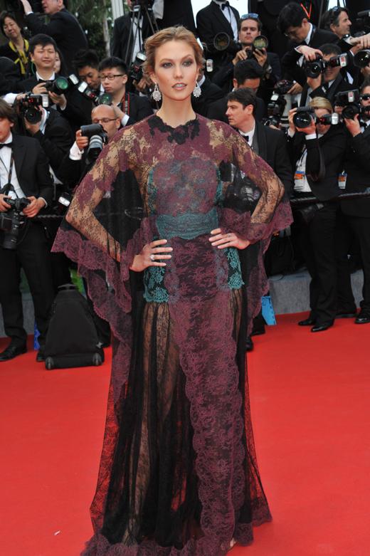 Карли Клосс (Karlie Kloss) / © Jaguar PS / Shutterstock.com