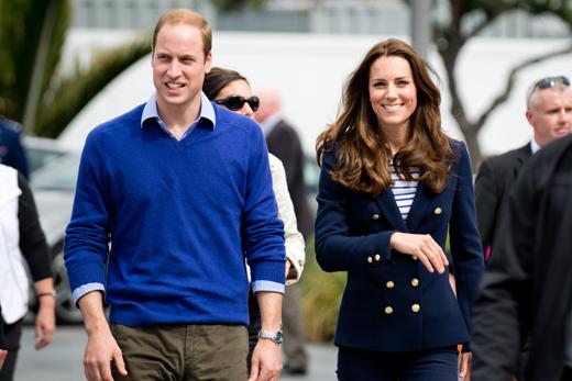 Принц Уильям (Prince William) и Герцогиня Кембриджская Кэтрин (Duchess Of Cambridge Catherine) / © Shaun Jeffers / Shutterstock.com