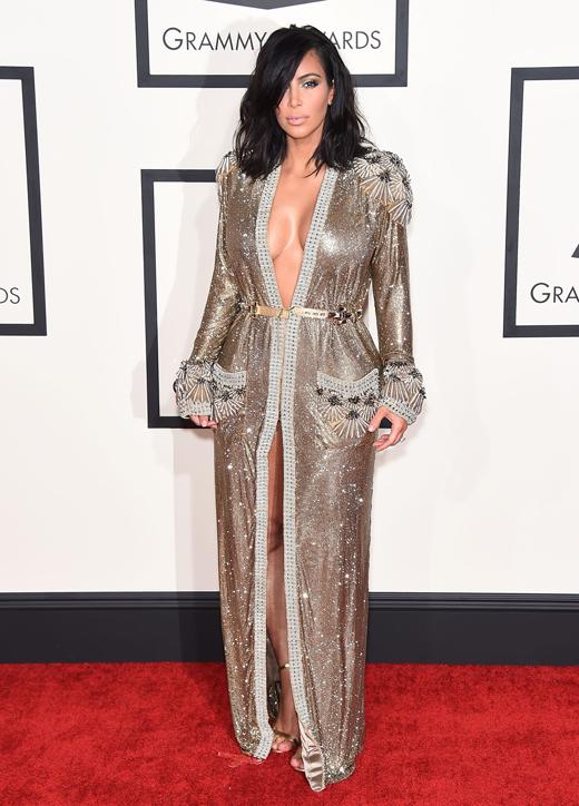 Ким Кардашян (Kim Kardashian) / © DFree / Shutterstock.com