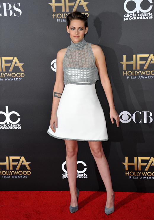 Кристен Стюарт (Kristen Stewart) / © Jaguar PS / Shutterstock.com