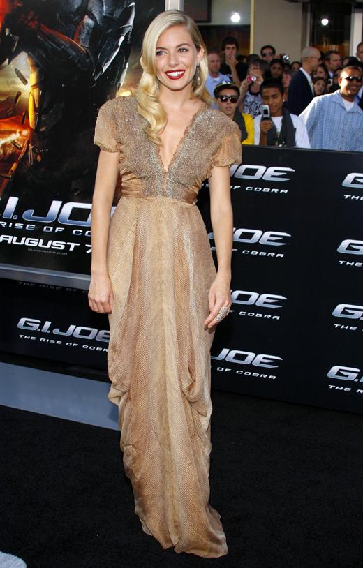 Сиенна Миллер (Sienna Miller) / © Tinseltown / Shutterstock.com