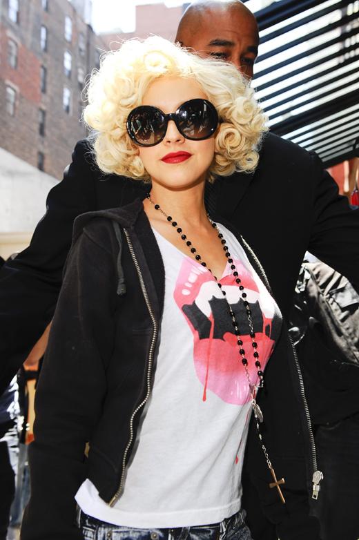 Кристина Агилера (Christina Aguilera) / © Everett Collection / Shutterstock.com