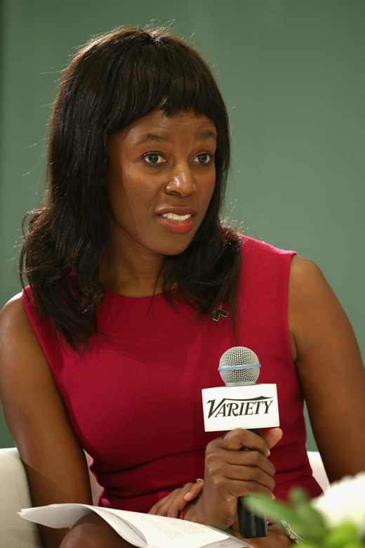 Глава организации «ООН-Женщины» Элизабет Наямаяро (Elizabeth Nyamayaro) / © Getty Images for Variety
