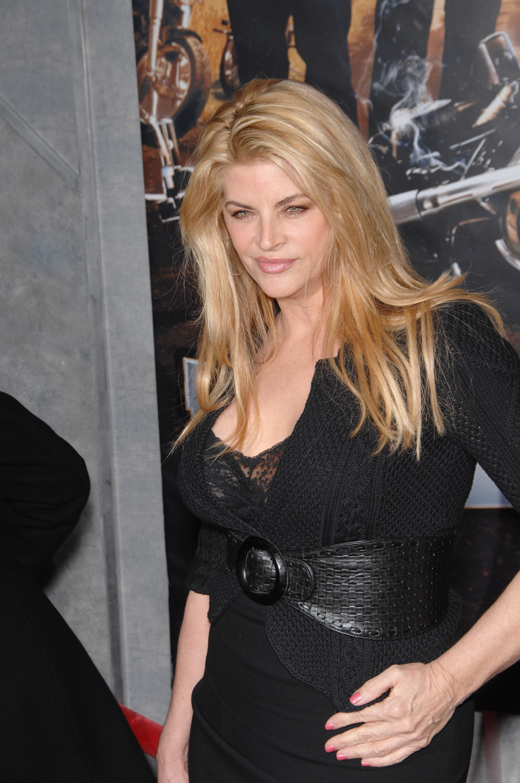 Керсти Элли (Kirstie Alley) / © Featureflash / Shutterstock.com