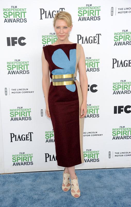 Кейт Бланшетт (Cate Blanchett) / © DFree / Shutterstock.com