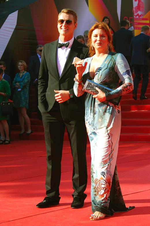 Алексей Воробьев и Вера Сотникова / © Ekaterina Bykova / Shutterstock.com